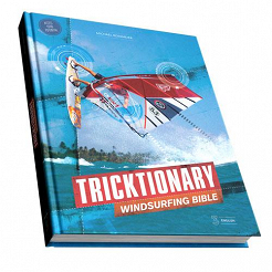Książka Tricktionary Windsurfing